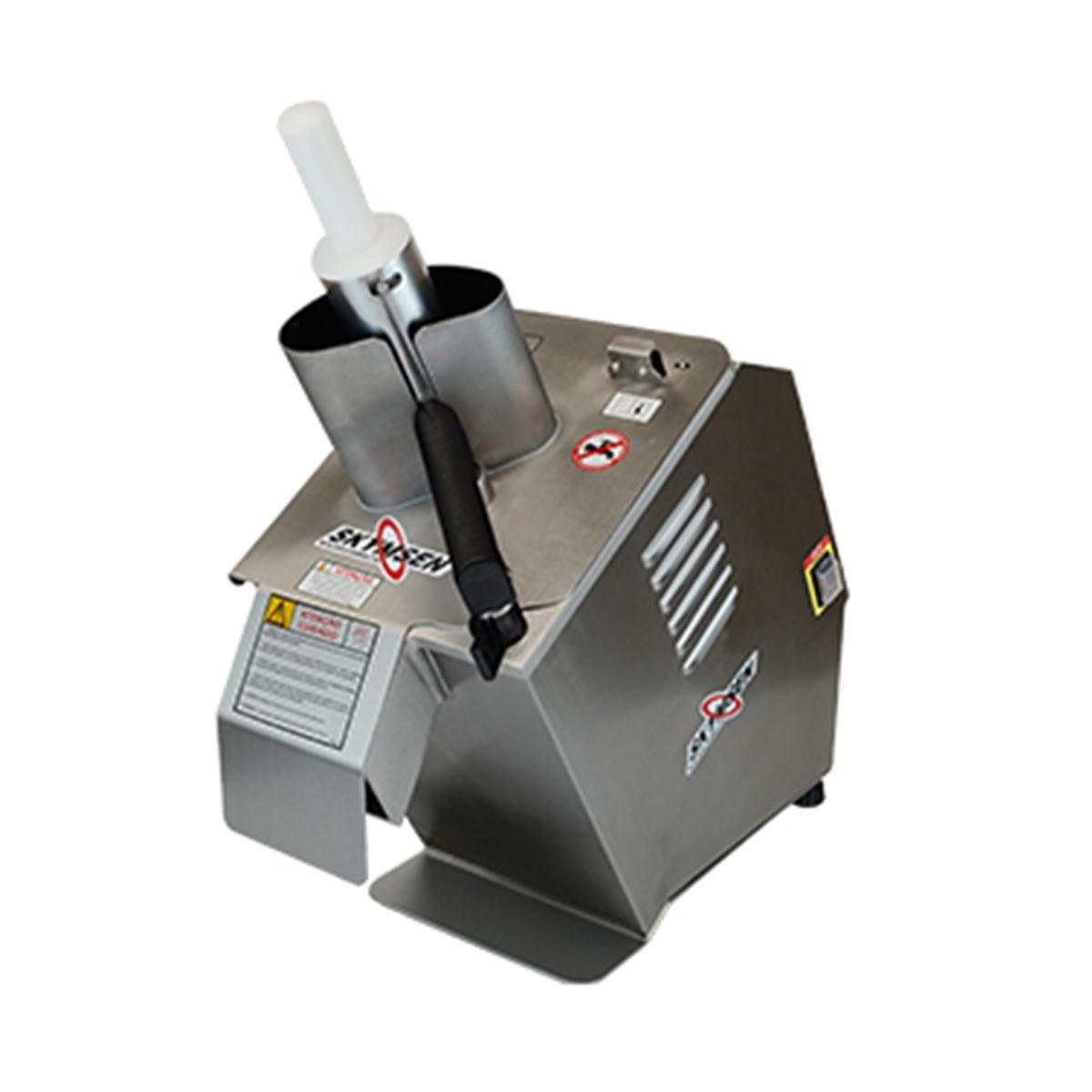 Processador de alimentos Inox para Disco Diâmetro 203mm PAIE-S-N Skymsen