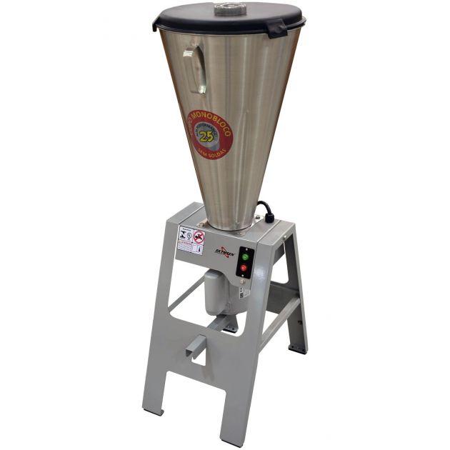 Liquidificador Comercial Basculante Copo Monobloco Inox LB 25MB Skymsen