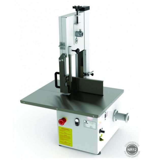 Serra Fita Pequena com Manual para Kit BSFM-1780/1 Braesi